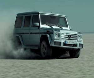 Mercedes-Benz SUVs Commercial
