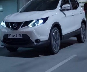 Pubblicità Nissan Qashqai 2016