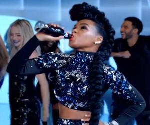 Janelle Monáe - Pepsi Super Bowl 50 Commercial