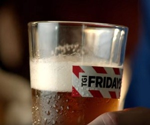 TGI Fridays Commercial - Countdown