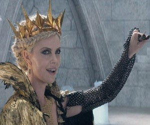Charlize Theron  - The Huntsman Winter's War