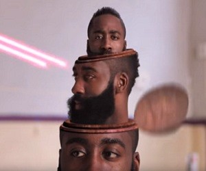 Trolli Commercial 2016 - James Harden
