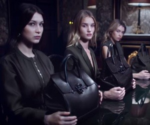 Versace Palazzo Empire Bag Commercial