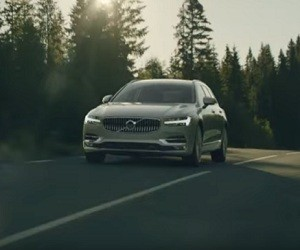 Volvo V90 Commercial 2016