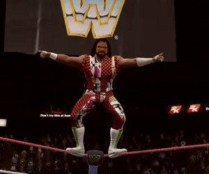 WWE 2K16 Hall of Fame Showcase