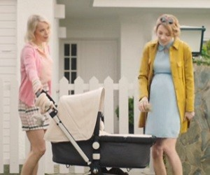 Wallapop Stroller Commercial