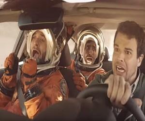 Hyundai Elantra Commercial - Astronauts