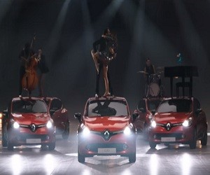 Renault Clio TV Advert 2016