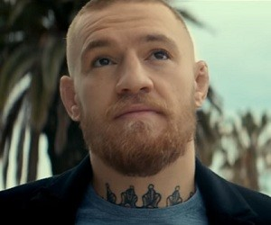 Budweiser TV Advert 2016 - Conor McGregor