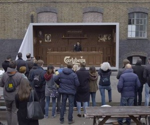 Carlsberg TV Advert 2016