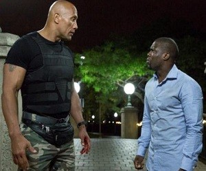 Central Intelligence (2016 Movie) - Dwayne Johnson, Kevin Hart