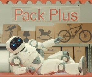 FedEx Commercial 2016 - Robot