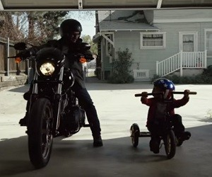 Harley-Davidson Commercial - Live Your Legend