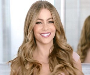 Sofia Vergara - Head & Shoulders Commercial