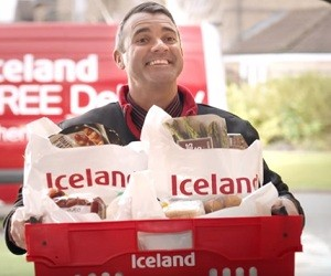 Iceland TV Advert
