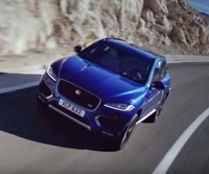 Jaguar F-Pace Werbung 2016