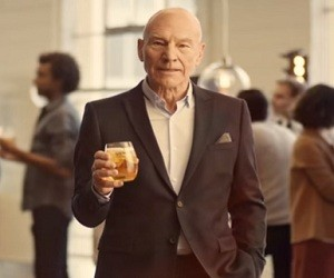 Patrick Stewart - Strongbow Commercial 2016