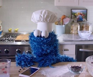iPhone 6s Commercial 2016 - Cookie Monster