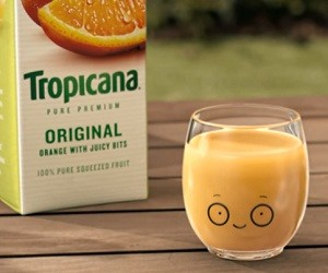 Tropicana Commercial - Little Glass