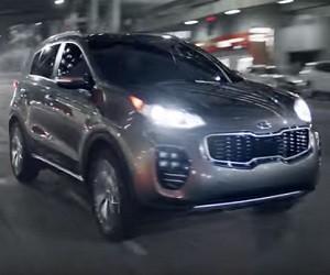 2017 Kia Sportage Commercial