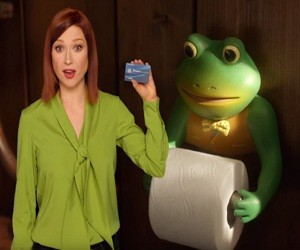 Chase Bank Commercial - Ellie Kemper
