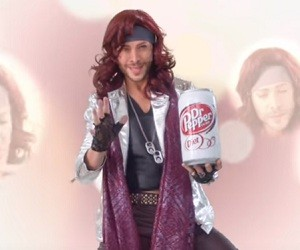 Dr Pepper Commercial 2016