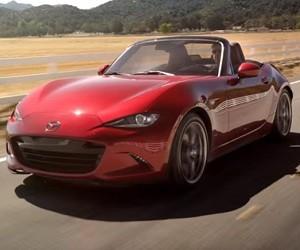 Mazda Commercial 2016