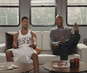 Apple TV - Kobe Bryant and Michael B. Jordan