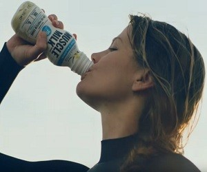 Muscle Milk Commercial