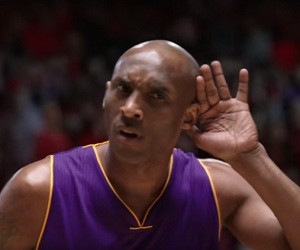 Kobe Bryant - Nike Basketball Commercial 2016