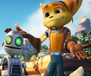 Ratchet and Clank (2016 Movie)