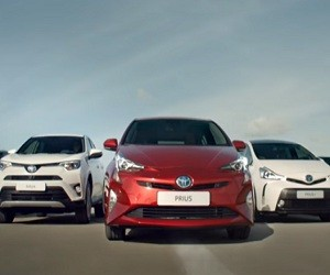 Toyota Hybrid Range TV Advert