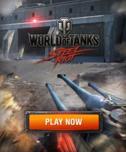 World of Tanks Commercial 2016 - Steel Riot