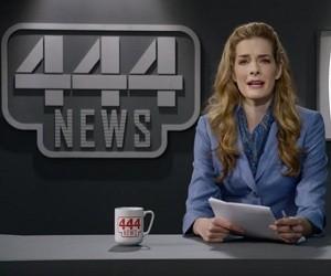 Christina Newport  - 444 News