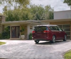 Chrysler Pacifica Commercial - Jim Gaffigan
