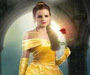 Beauty and the Beast (2017 Movie) - Emma Watson