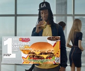 Carl's Jr. California Classic Commercial