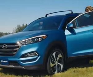 Hyundai Tucson Commercial 2016