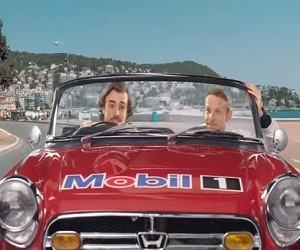 Mobil 1 Commercial