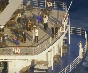 Saga Holidays TV Advert - Ocean Cruise