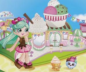 Shopkins World Commercial - Meet the Shoppies: Peppa-Mint