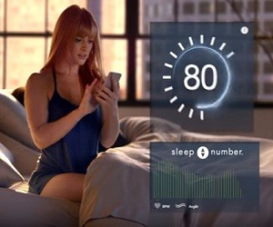 Sleep Number Commercial 2016