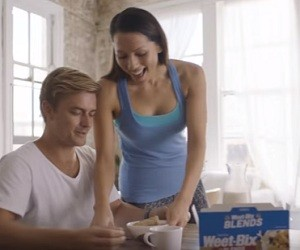 Weet-Bix Blends Commercial