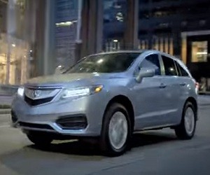 Acura RDX Commercial 2016