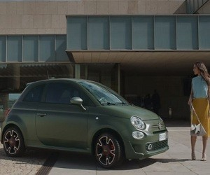 Fiat 500S Commercial 2016