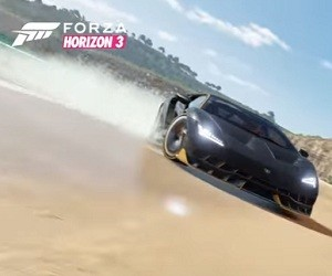 Forza Horizon 3 Commercial
