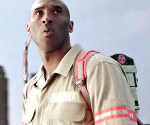 Ghostbusters Kobe Bryant Commercial - Black Mamba
