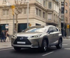 Lexus NX TV Advert 2016