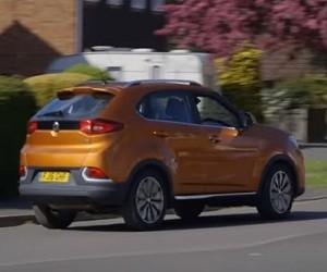 MG Motor Advert 2016 - MG GS SUV