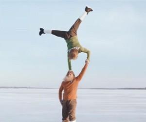 Rekorderlig Cider Advert – Silver Skaters